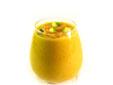 Crema de acelgas con picatostes de verduras